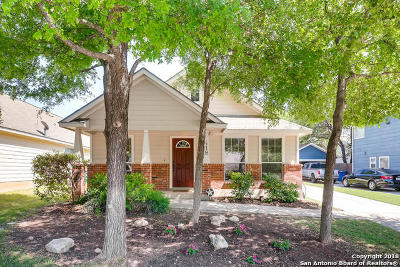 San Antonio Single Family Home New: 418 Willow Grove Dr