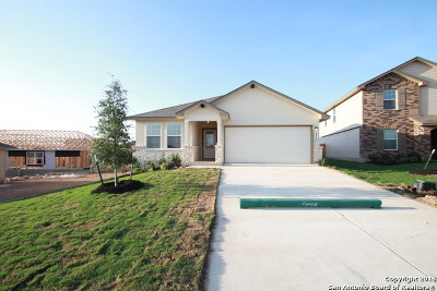 Single Family Home For Sale: 5515 Goliad Sand