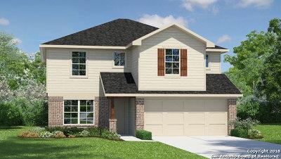 San Antonio Single Family Home New: 1417 Slate Canyon