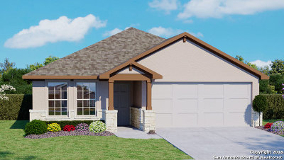 San Antonio Single Family Home New: 1421 Slate Canyon