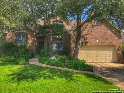 Helotes Single Family Home New: 9207 Fossil Ranch