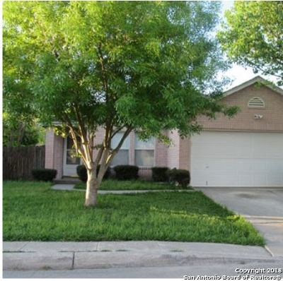 San Antonio TX Single Family Home New: $109,500