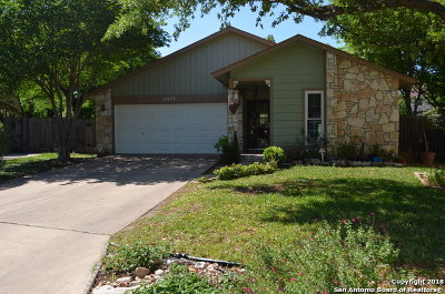 Single Family Home New: 11435 Black Fox Dr
