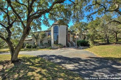 Fair Oaks Ranch Single Family Home New: 8528 Raintree Woods Dr