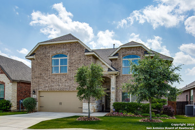 Boerne Single Family Home New: 26835 Tulip Mdw