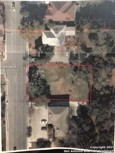 San Antonio Residential Lots & Land New: 1024 Blanco Rd
