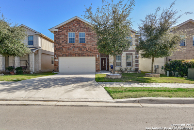 Cibolo Single Family Home New: 237 Country Vale