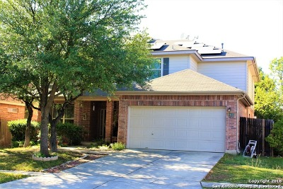 Bexar County, Comal County, Guadalupe County Single Family Home For Sale: 8615 Cantua Creek