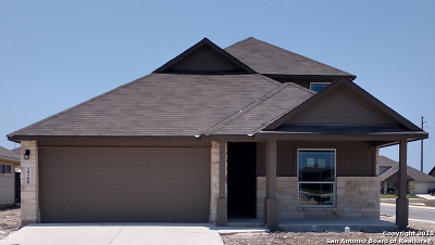 New Braunfels Single Family Home New: 2260 Hawk Drive