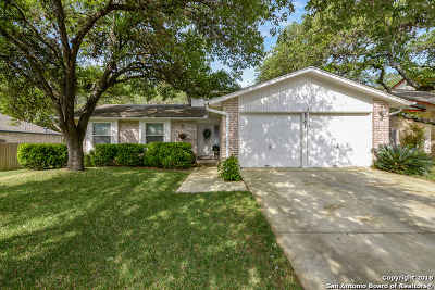 San Antonio TX Single Family Home New: $184,900