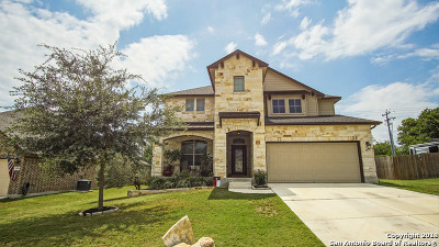 New Braunfels Single Family Home New: 2074 Castleberry Ridge