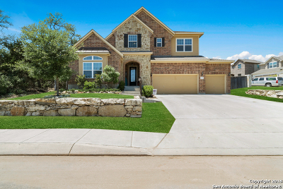 San Antonio Single Family Home New: 28839 Chaffin Light