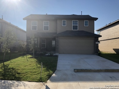 Bexar County, Medina County Single Family Home New: 8723 Fischer Falls