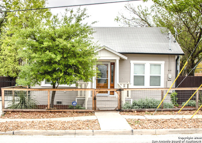 San Antonio Single Family Home New: 910 Ogden St