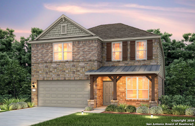 Boerne Single Family Home New: 7635 Paraiso Crest