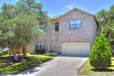 San Antonio Single Family Home New: 8503 Cottage Park