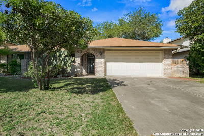 San Antonio Single Family Home New: 3323 Sackville Dr