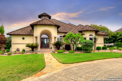 Boerne Single Family Home New: 434 Paradise Point Dr