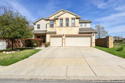 San Antonio Single Family Home New: 25606 Thomas Oaks