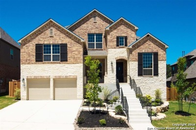 San Antonio Single Family Home New: 8915 Warbler Creek