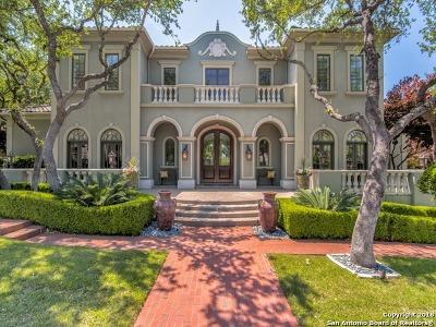 San Antonio Single Family Home New: 128 Turnberry Way
