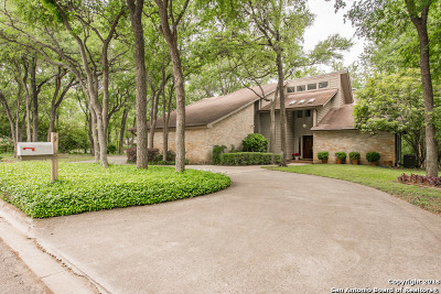 Guadalupe County Single Family Home Active RFR: 9 Baer Creek Trail