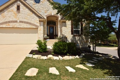 Bexar County, Kendall County Single Family Home New: 8503 Nichols Rim