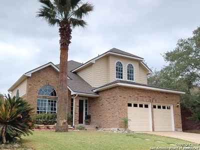 Bexar County Single Family Home New: 1403 Lightstone Dr