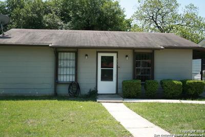 Single Family Home New: 806 Shemya Ave