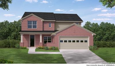 San Antonio Single Family Home New: 12616 Brite Ranch