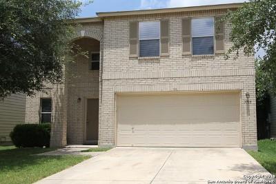Single Family Home For Sale: 7715 Cortland Oak