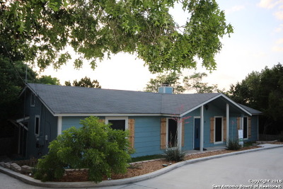 Boerne Single Family Home New: 110 Roadrunner Trail