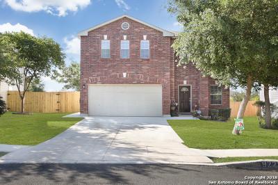 San Antonio Single Family Home New: 9222 Blind Ln