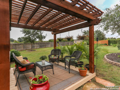 Bexar County Single Family Home New: 219 Redbird Circle