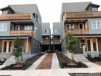 San Antonio Single Family Home New: 615 Fulton Ave #1