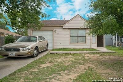 San Antonio Single Family Home Back on Market: 6011 Sunrise View Dr