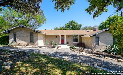San Antonio Single Family Home New: 7714 Wild Eagle St