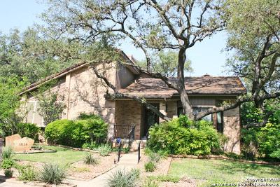 San Antonio Single Family Home New: 13119 Vista Del La Laguna