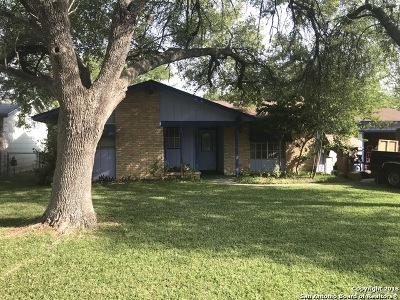 Converse Single Family Home New: 212 Avenue E St