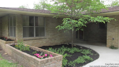 Windcrest Single Family Home New: 314 Driftwind Dr