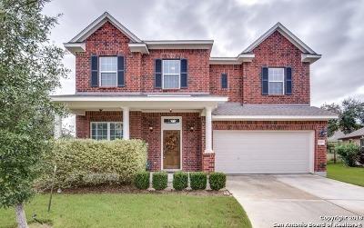 San Antonio Single Family Home New: 10606 Carmona