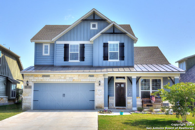 Schertz Single Family Home New: 12012 Vignette