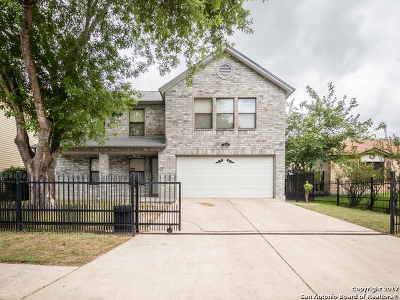 San Antonio Single Family Home New: 1919 Leander