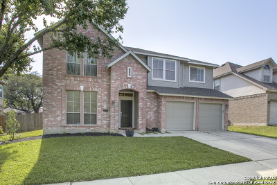 San Antonio Single Family Home New: 9411 Antoine Forest Dr