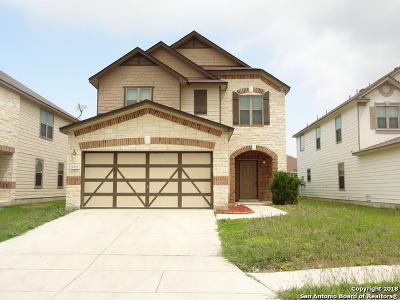 San Antonio Single Family Home New: 10215 Maple Ranch
