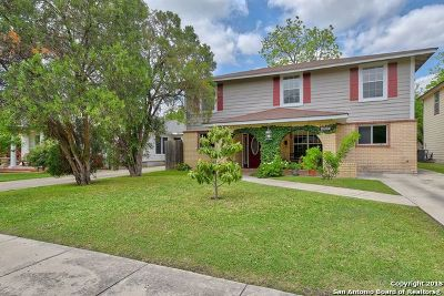 Bexar County Single Family Home Price Change: 1915 W Mulberry Ave