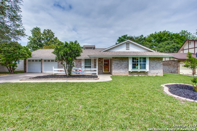 San Antonio Single Family Home New: 10218 Willowick Ln