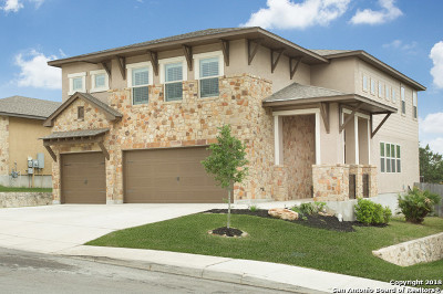 San Antonio Single Family Home New: 1420 Tanager Ct