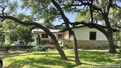 Shavano Park Single Family Home New: 109 Bent Oak Dr