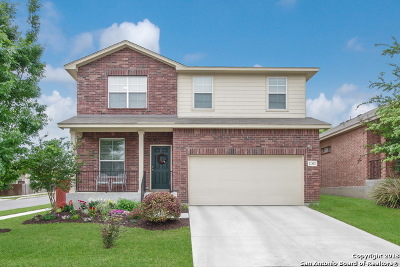 Bexar County Single Family Home New: 12102 Karnes Way